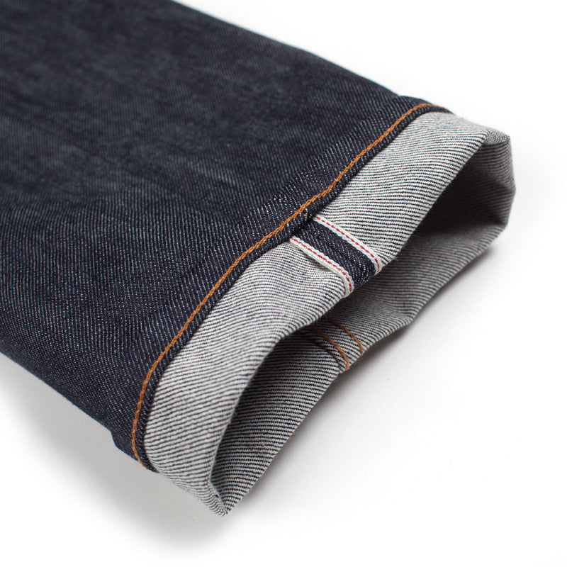 3sixteen ST-100x Slim Tapered Raw Indigo Selvedge - The Class Room - 3