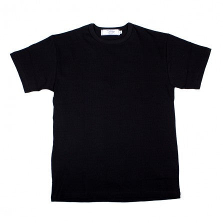 3sixteen Heavyweight Plain T-shirt - Black - The Class Room