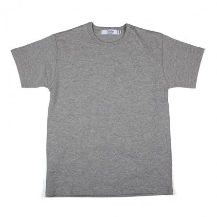 3sixteen Heavyweight Plain T-shirt - Heather Grey - The Class Room