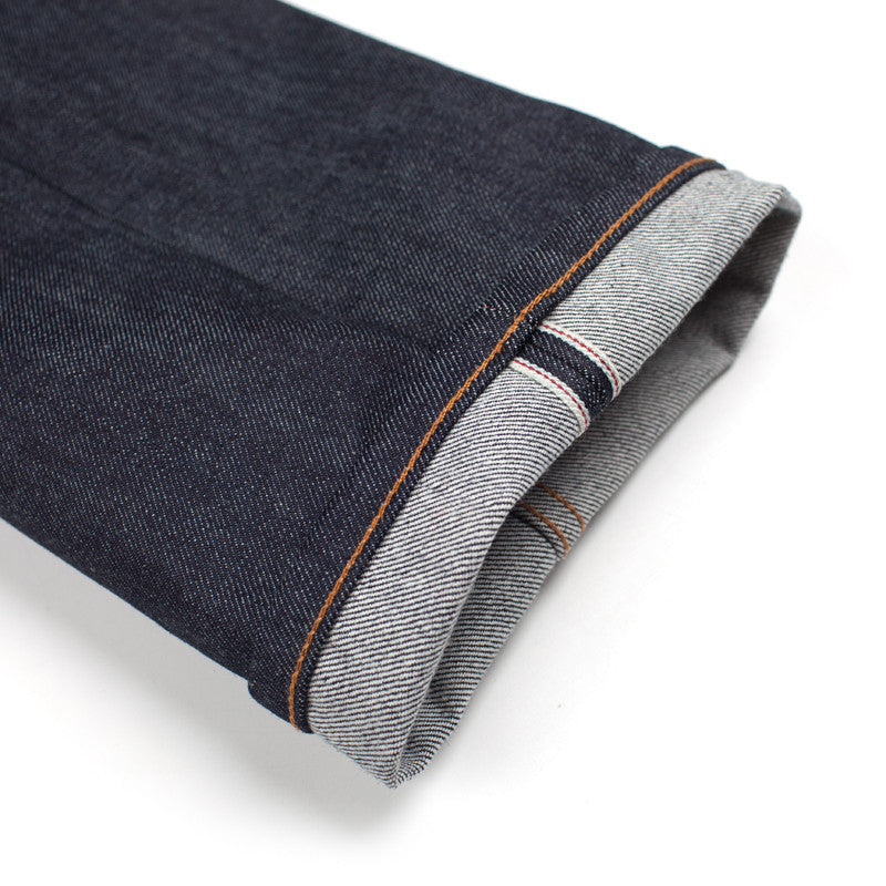 3sixteen SL-100x Straight Leg Raw Indigo Selvedge - The Class Room - 3
