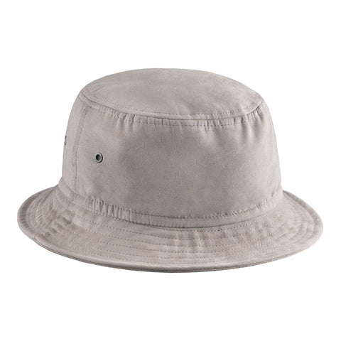 A.P.C. Bob Bucket Hat - Taupe Faux Suede - The Class Room