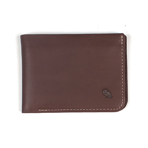 Bellroy Hide & Seek Wallet - Cocoa - The Class Room - 1