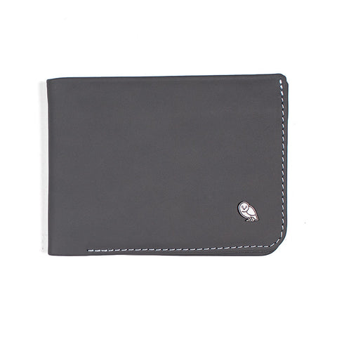Bellroy Hide & Seek Wallet - Charcoal - The Class Room - 1