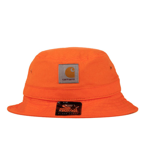 Carhartt WIP Watch Bucket Hat - Carhartt Orange - The Class Room - 1