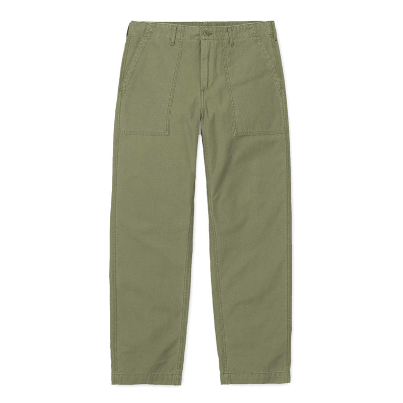 Carhartt WIP Fatigue Pant - Rover Green (stone washed) - The Class Room boutique