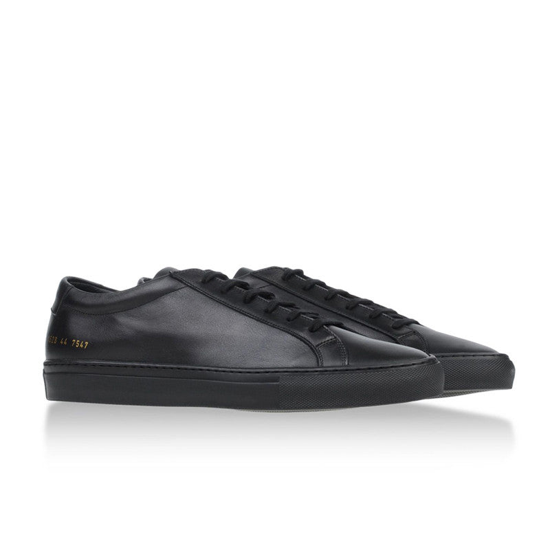 Common Projects Original Achilles Low - Black - The Class Room - 3