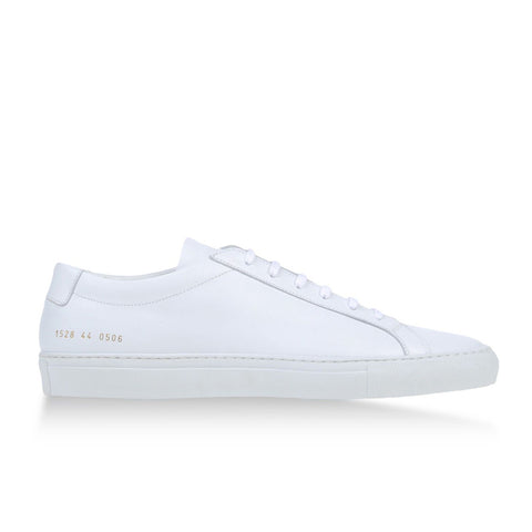 Common Projects Original Achilles Low - White - The Class Room - 1