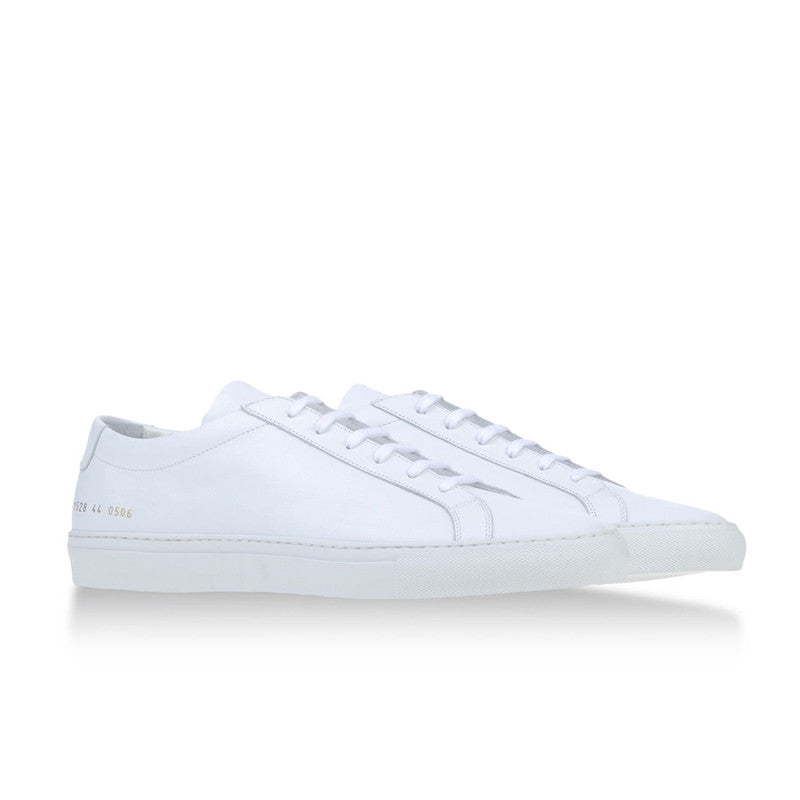 Common Projects Original Achilles Low - White - The Class Room - 2