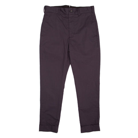 Engineered Garments Cinch Pant - Dk Navy High Count Twill - The Class Room boutique