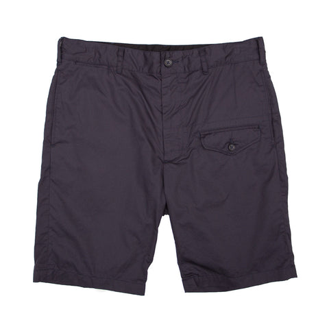 Engineered Garments Ghurka Short - Dk Navy High Count Twill - The Class Room boutique