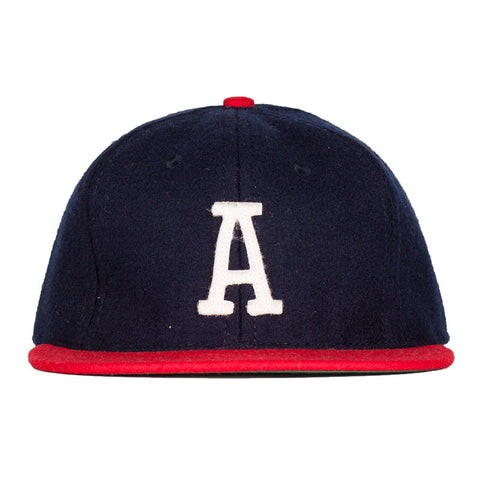 Ebbets Field Flannels Austin Braves 1965 Vintage Ballcap - Adjustable - The Class Room boutique
