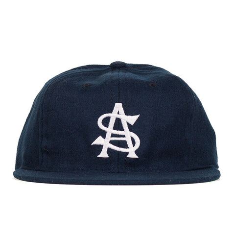 Ebbets Field Flannels San Antonio Missions 1956 Vintage Ballcap - Adjustable - The Class Room boutique