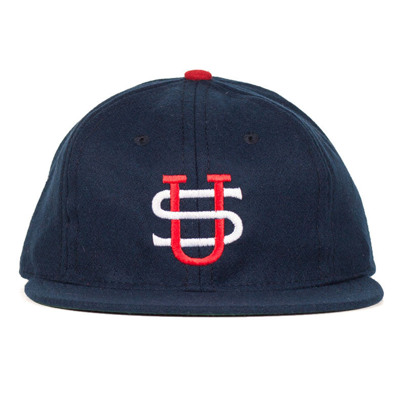 Ebbets Field Flannels U.S. Tour of Japan 1934 Vintage Ballcap - Adjustable - The Class Room boutique