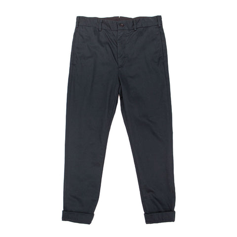 Engineered Garments Cinch Pant - Dark Navy Chino Twill - The Class Room - 1