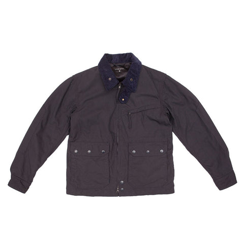 Engineered Garments Pathfinder Jacket - Dark Navy Nyco Ripstop - The Class Room - 1