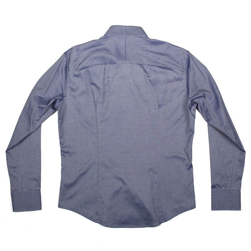 Inquiry Premise Buttondown Shirt - Navy - The Class Room - 2
