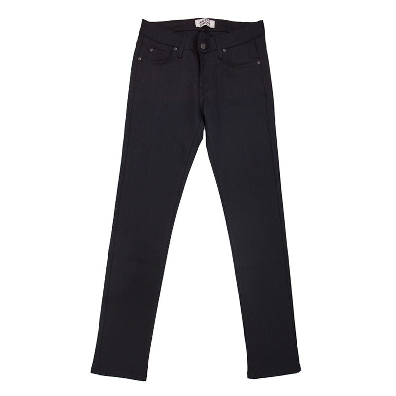 Naked & Famous Super Skinny Guy - Black Power Stretch - The Class Room boutique