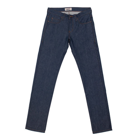 Naked & Famous Super Skinny Guy - Natural Indigo Selvedge Denim - The Class Room boutique
