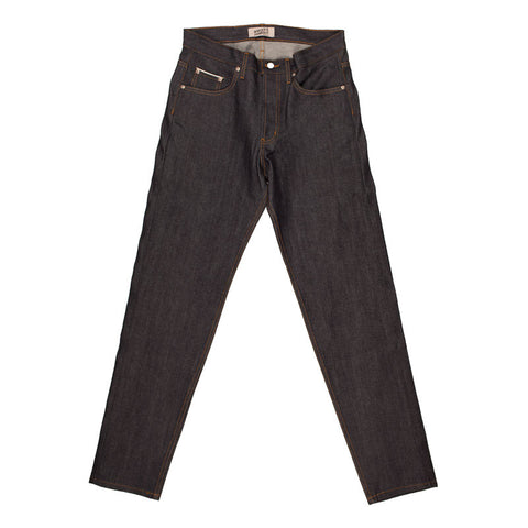 Naked & Famous Easy Guy Left Hand Twill Selvedge Denim - The Class Room - 1