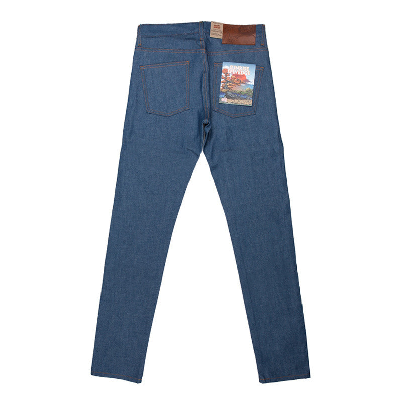 Naked & Famous Super Skinny Guy - Sunrise Selvedge - The Class Room boutique