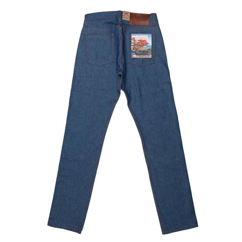 Naked & Famous Weird Guy - Sunrise Selvedge - The Class Room boutique