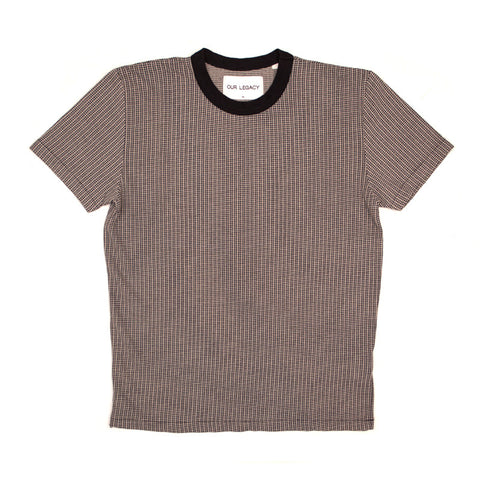 Our Legacy Perfect T-shirt - Tweed Crepe - The Class Room boutique