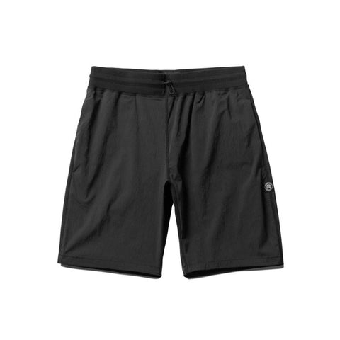 Reigning Champ Woven Stretch Nylon Short - Black - The Class Room boutique