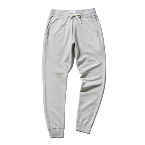 Reigning Champ Lightweight Terry Slim Sweatpant - Grey - The Class Room