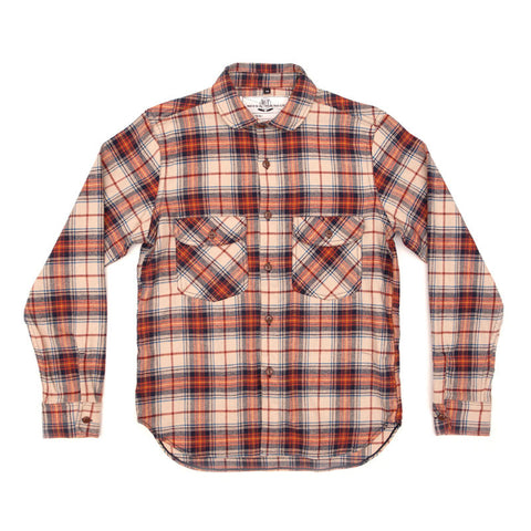 Rogue Territory Rancher Shirt - New England Plaid - The Class Room boutique