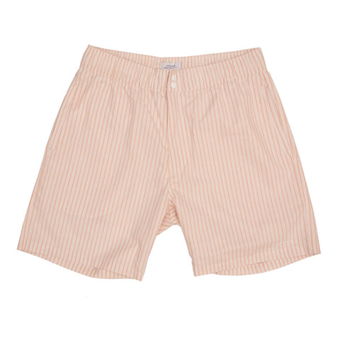 Saturdays NYC Trent Board Short - Clay/Ivory - The Class Room boutique