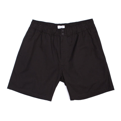 Saturdays NYC Trent Board Short - Black - The Class Room boutique
