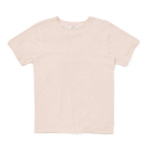 Saturdays NYC Brandon Solid Pima Cotton T-Shirt - Clay - The Class Room boutique