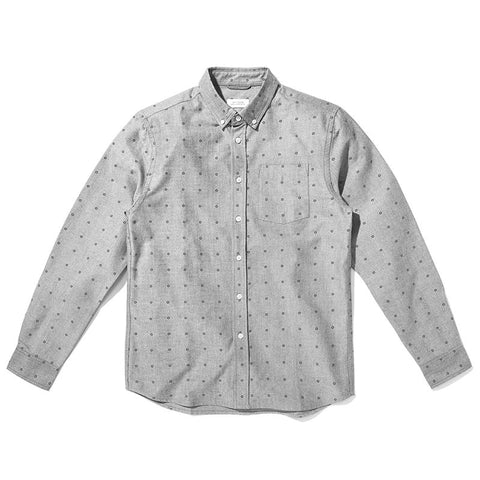 Saturdays NYC Crosby Dots Shirt - Black - The Class Room - 1
