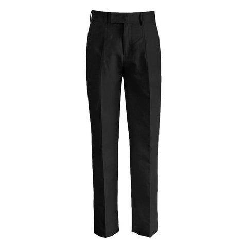 Saturdays NYC Gordy Pleated Dress Pant - Black - The Class Room boutique