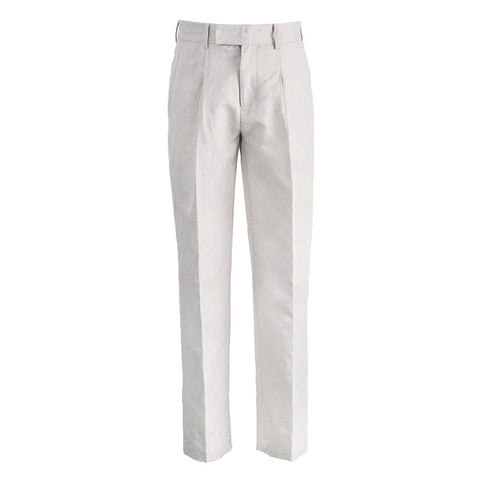 Saturdays NYC Gordy Pleated Dress Pant - Natural - The Class Room boutique