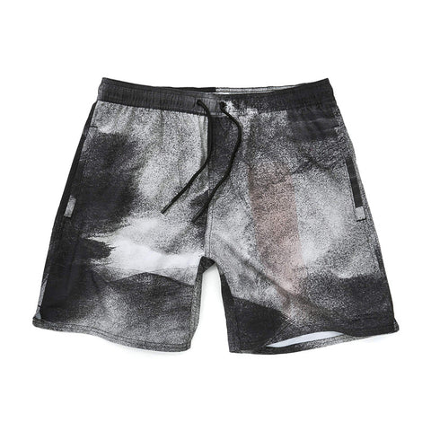 Saturdays NYC Timothy Process Swim Shorts - Process Print - The Class Room boutique