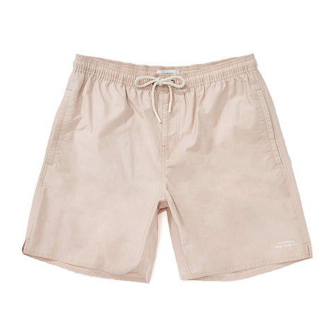 Saturdays NYC Timothy Swim Shorts - Clay - The Class Room boutique