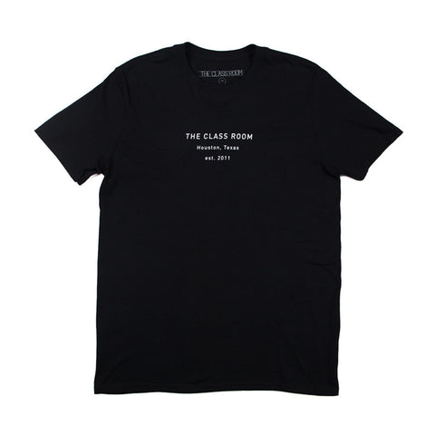 The Class Room The Class Room Minimal Tee - Black - The Class Room boutique