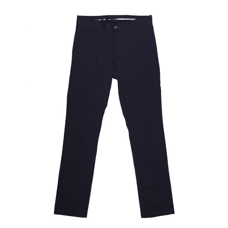 Inquiry Thesis Chino Pant - Navy - The Class Room