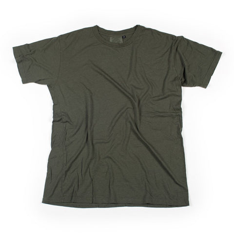 Jungmaven Original 60/40 Organic Hemp/Cotton Blend Tee - Forest Green - The Class Room