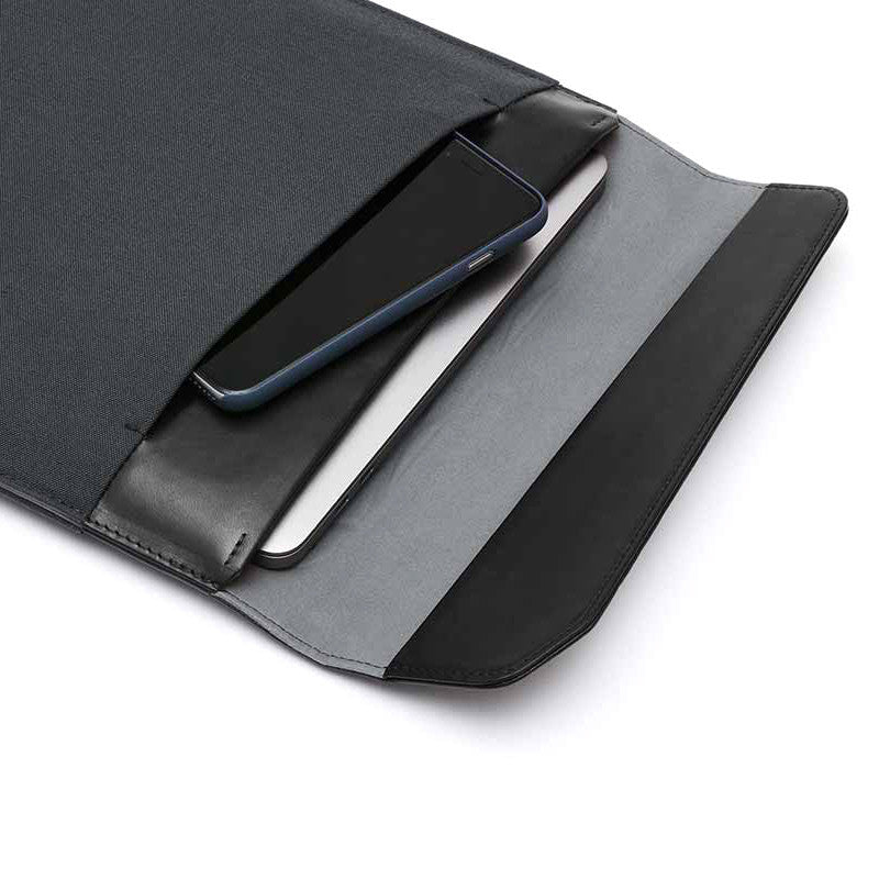 Bellroy Laptop Sleeve Extra - Charcoal - The Class Room boutique