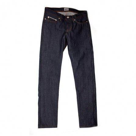 Naked & Famous Weird Guy Left Hand Twill Selvedge Denim - The Class Room - 1