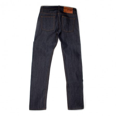 Naked & Famous Weird Guy Left Hand Twill Selvedge Denim - The Class Room - 2
