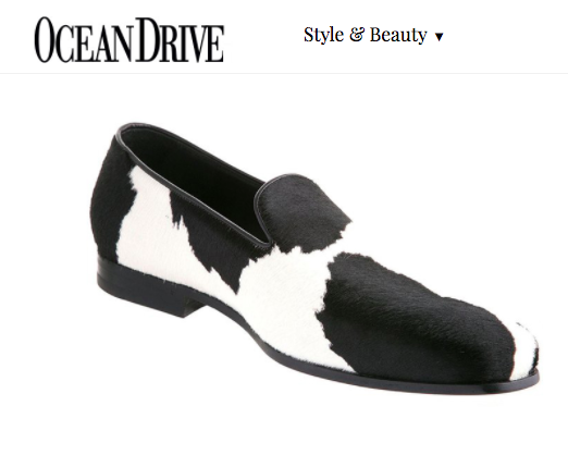 Mark Chris + OceanDrive Magazine: 7 Fall-inspired Accessories for Stylish Miami Men
