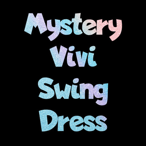 Mystery Vivi Swing Dress