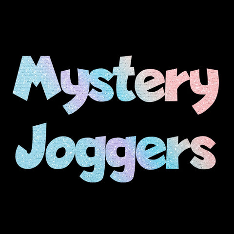 Mystery Joggers