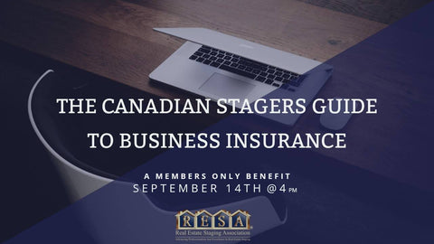 The Canadian Stagers Guide to Business Insurance