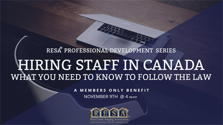 Hiring Staff in Canada, What You Need To Know To Follow The Law
