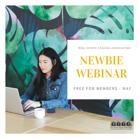 Newbie Webinar Series - May 2018