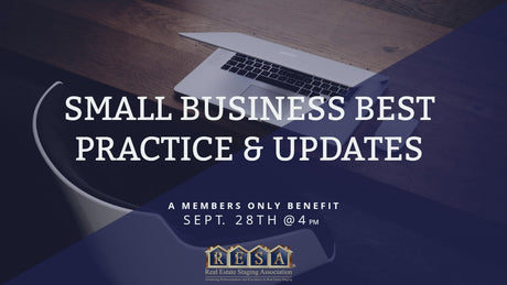 Small Business Best Practice and Updates
